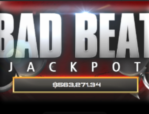 BadBeat Jackpot last Won for $392,000 on the 9th of February!