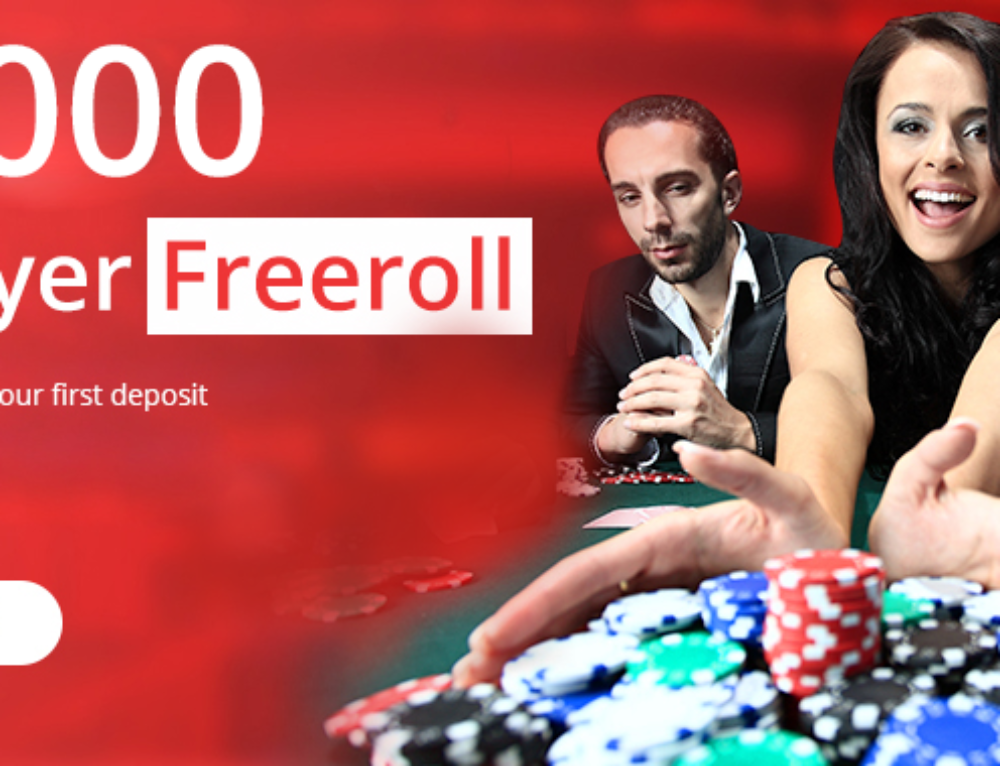 New $10,000 Monthly Freeroll