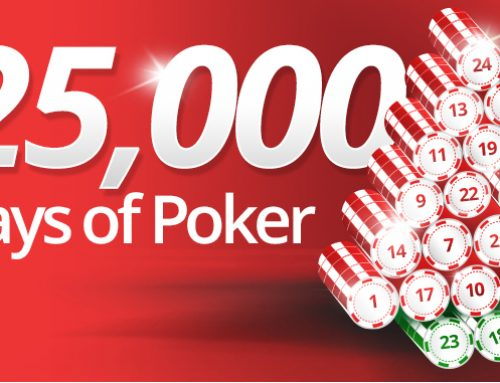 BetOnline Christmas Poker Promotions